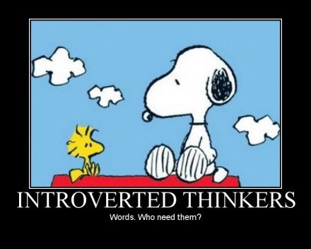 Introverted Thinkers